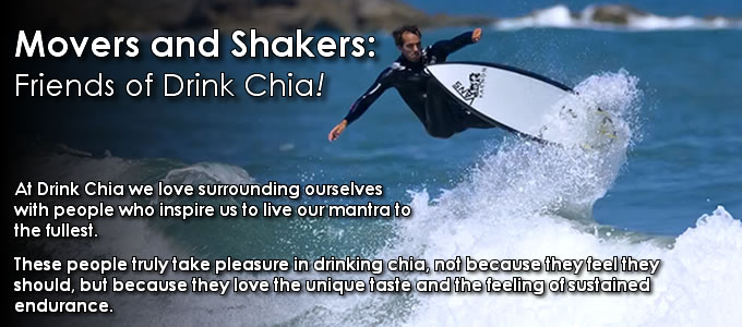 Friends of Drink Chia!